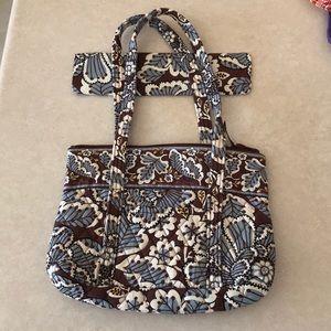 EUC! Vera Bradley Little Betsy Bag